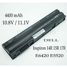 Battery for Dell Latitude E5420 E5520 E5530 E6420 E6430 E6520 E6530 NHXVW T54FJ