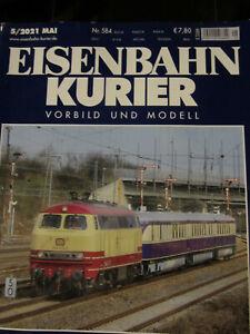 Eisenbahn Kurier 5/2021