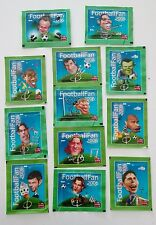 !!! SEALED NOT PANINI FOOTBALL FAN 2006 12 different packs !!!