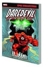 DAREDEVIL: WIDOWS KISS TPB Marvel Epic Collection Vol 21 TP Black Widow 504 Pgs