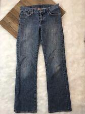 Lucky Brand Women's/Junior's Size 2/26 Waist Bootcut Button-Fly Jeans U1-2
