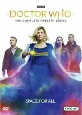 Doctor Who The Complete Twelfth Series (4 Dvd Set)