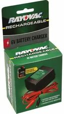 Rayovac 6V Rechargeable Battery Charger