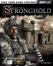 Stronghold Official Strategy Guide [Brady Games]