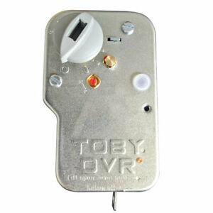 Toby DVR Oil Control Valve 4 - 13