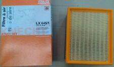 Luftfilter KNECHT LX 645/1 Citroen Xsara , Peugeot 206