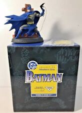 DC Comics BATMAN Guardian of Gotham City Statue Hallmark Figure 1996 Dark Knight