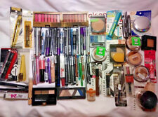 LOT OF 80 NEW COSMETICS COVERGIRL REVLON L'OREAL ALMAY & MORE FREE FAST SHIPPING