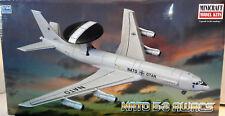 1/144 Scale Minicraft Models 'NATO E-3 AWACS' Kit #14639