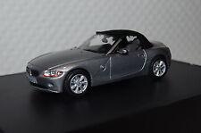 BMW Z4 Roadster m.Softtop grau met. 1:43 Minichamps/BMW neu & OVP 80420392222