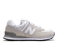 New Balance Classic 574 Women Training Running Shoes WL574EW Gray Size 8