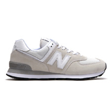 New Balance Classic 574 Women Training Running Shoes WL574EW Gray Size 7