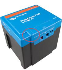 Power Pack Maniobra Batería Lithium 12V 20Ah LiFePO4 *. Mpp Ppp Victron Azul