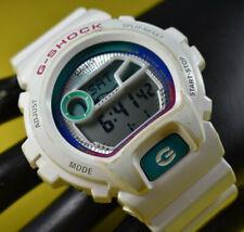 Casio G-Shock GLX-6900 White/Green NEW BATTERY!