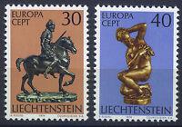 LIECHTENSTEIN 1974 MNH SC.543/544 CEPT