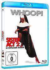 Sister Act 2 - Whoopi Goldberg - Blu-ray - *NEU*