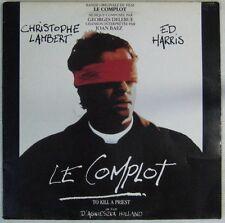 Lambert Harris 33 tours Le Complot Joan Baez Delerue