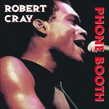 Robert Cray - Heritage Of The Blues: Phone Booth [CD New] w/Free Shipping! Rare