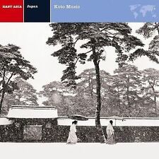 EXPLORER SERIES: EAST ASIA/JAPAN - Koto Music - CD - **Excellent Condition**