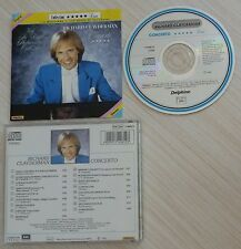 RARE CD ALBUM RICHARD CLAYDERMAN CONCERTO 17 TITRES 1986
