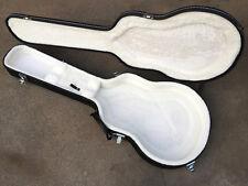 New Brand SHENGZE Leather Hardshell Hollow 553 Electric Guitars Hard Case