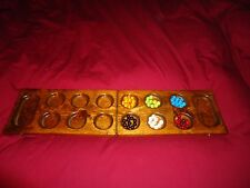 Marbleous Games Marbles in Wooden Box