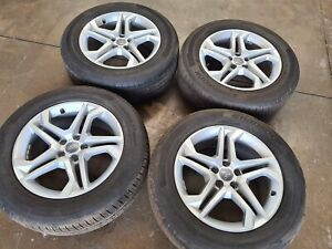 """Audi Q5 FY 2017+ 18"""" Factory Alloy Wheels with Tyres 18x8 +39 - 235/60/18"""