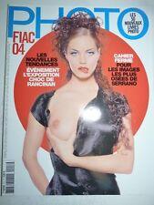 PHOTO FRENCH MAGAZINE #413 octobre 2004 Fiac 04