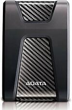 ADATA HD650 2TB USB 3.1 Shock-Resistant Xbox & PS4 External Hard Drive, Black
