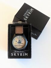 Skyrim Elder Scrolls V Mysterious Note Dark Brotherhood Hand We Know Watch & Box