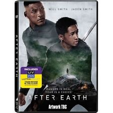 After Earth [DVD] [2013] DVD