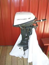 Vintage JOHNSON  6hp  Outboard BOAT MOTOR in Indiana - LOCAL PICK UP ONLY
