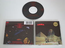 AQUA/VISIONS(CMV RECORDS CMV 08-5500) CD ALBUM