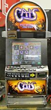 """IGT I GAME """"CATS"""" SLOT MACHINE (COINLESS) (TICKET PRINTER)"""