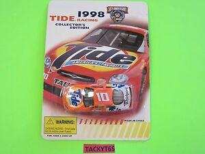 1998 50TH ANNIVERSARY NASCAR TIDE RACING #10 RICKY RUDD #10 CAR