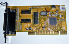 Exsys EX-43392-S | Serielle RS-232 PCI Karte | Low Profile | 32 bit
