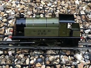 Bowman 265 LNER O Gauge Live Steam Tank Loco Restored with Conversion