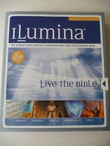 Ilumina Live The Bible Digitally Animated Encyclopedia Suite on CD & DVD-ROM