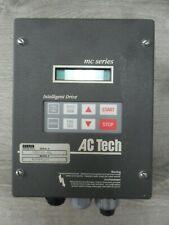 Nice AC Tech M1410C Intelligent Drive 1 HP .75 kW 3 Phase 400/480 V Input