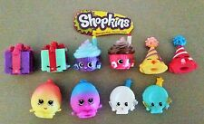SHOPKINS Season 4 PARTY TIME *Pick from List* COMBINED POSTAGE!