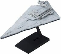 Bandai Hobby Star Wars Vehicle 001 Star Destroyer Mecha Collection Model Kit USA