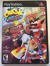Crash Bandicoot 3 Warped - Playstation - Replacement Case - No Game