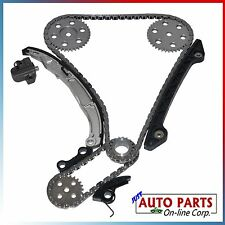 NEW TIMING CHAIN KIT FITS MAZDA B2300 01-08 AND FORD RANGER 01-10 2.3L L4
