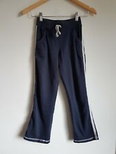 Girls George Blue Jogging Bottoms Age 10-11 Years  <S3595