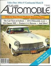 Collectible Automobile Magazine Month Year Vol 3 - No 1