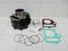 90cc CYLINDER REBUILD KIT FOR CHINESE ATV DIRT PIT BIKES WITH E-22 CLONE MOTORS