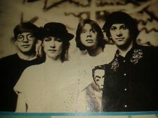 Sonic Youth - U.K music press Interviews Articles cuttings Clippings 1985-90