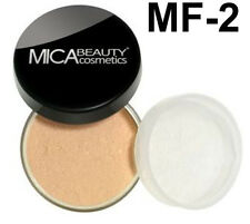 Mica Beauty Foundation Powder MF-2   Sandston  + Free Nail File