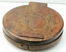 Antique Kitchen collectible tool Roti Bread maker equipment Made of wood India