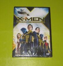 DVD.- X MEN, PRIMERA GENERACION - SUPERHEROES - PRECINTADA